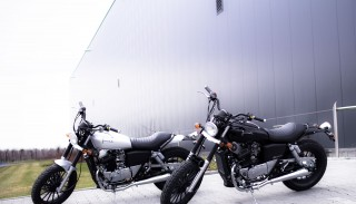 Junak M11 125 Cafe: Junak pokazuje kolejny nowy motocykl na sezon 2016. Znamy cenę