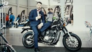 Junak M11 125 Cafe: Poznaliśmy nowy motocykl Junaka na Motor Show 2016