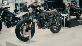 Romet Legend 125 FI: Poznaliśmy prototyp nowego motocykla na 2017