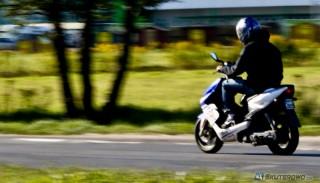 Moda na…: Ubranie na motocykl i skuter