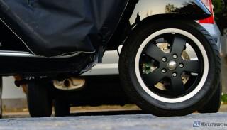 Czy zimno zmniejsza przyczepność opon motocyklowych?