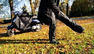 W co warto ubrać się na skuter i na motocykl?