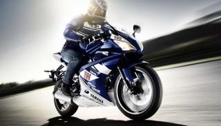 Yamaha YZF-R125: Z bliska