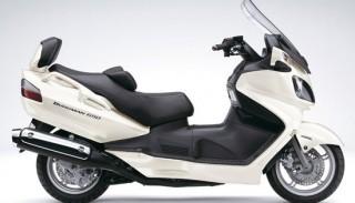 Suzuki Burgman 650: Genialny skuter?