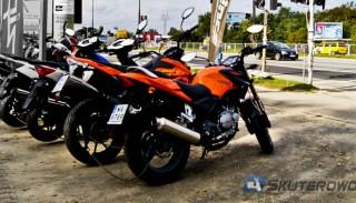 Do codziennej jazdy – motocykle 250ccm