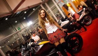 Najfajniejsze Dziewczyny na Motor Show