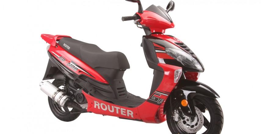 Romet Router RXL Grande: Zdjęcia i Dane Techniczne