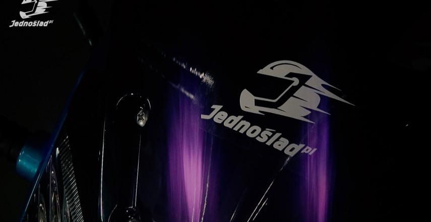 Montaż ksenonów, LEDów i świateł dziennych w motocyklu. Social 16 Jednoślad.pl