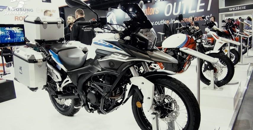 Nowy Romet ADV 250 2016: Poznaj nowy turystyczny motocykl Rometa