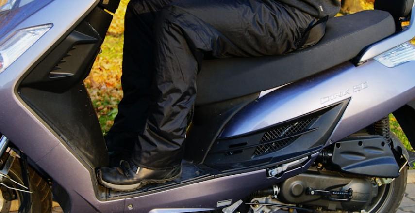 Sezon motocyklowy bez granic: Spodnie Takeaway