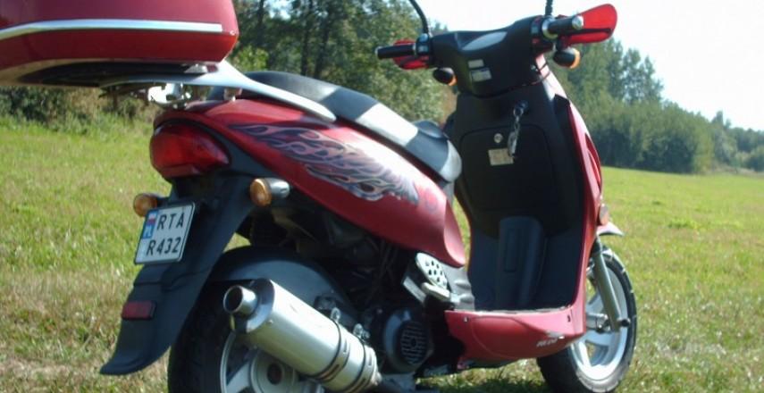Motobi Żbik: Mój Test
