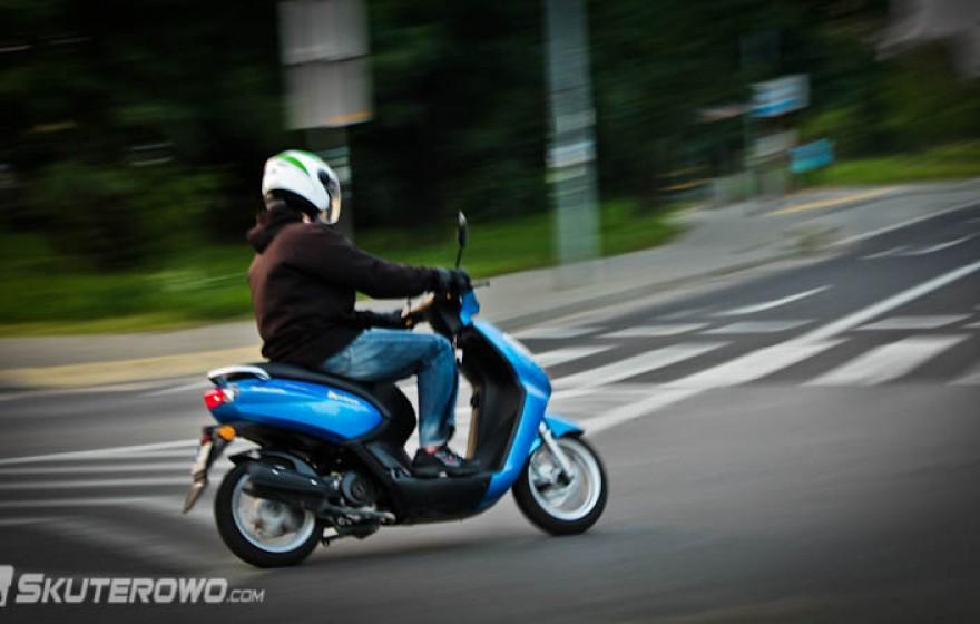 Spada sprzedaż motorowerów w Polsce