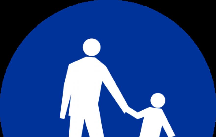 Znak C-16: droga dla pieszych