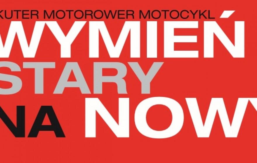 Nowy Romet za Twój stary motorower