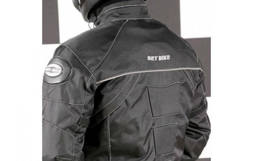Atrybut każdego wojownika szos – kurtka motocyklowa Ret Fighter