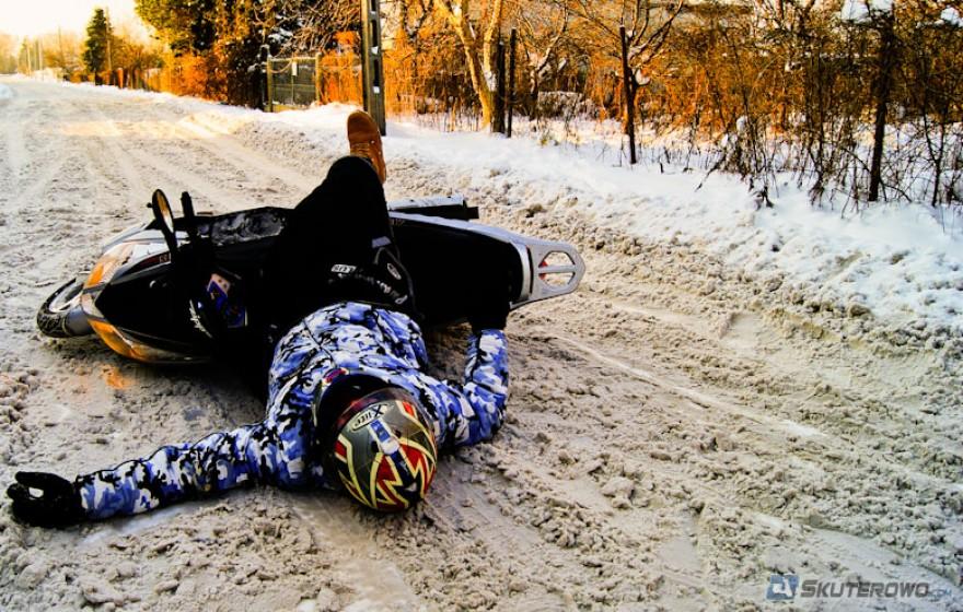 Drastyczne wypadki motocyklowe
