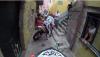 Ekstremalna jazda enduro po mieście - zobacz film