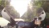 Kamień na drodze przy 278 km/h - zobacz efekt na wideo