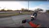 Yamaha R6 i upadek kamery GoPro przy 65 km/h. Czy sprzęt przetrwał?