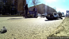 Jak w korku stracić zdrowie i motocykl (Crash na Suzuki GSXR 1000)
