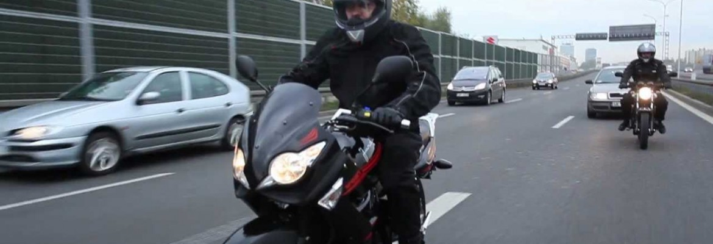 Za co motocyklista może stracić prawo jazdy?