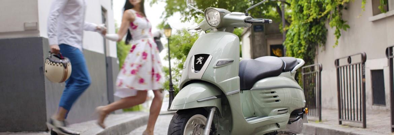 Peugeot Django 125: Za nami polska premiera