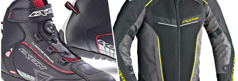 Nowe buty Ixon Solider i kurtka Ixon Stratus w ofercie Inter Motors