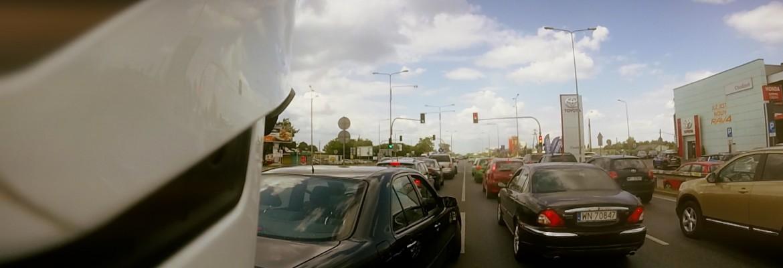 Gdybym jechał szybciej… Zajechanie drogi motocykliście #25 Szybcy i Wolni Vlog