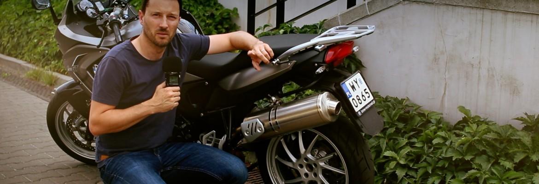 BMW F 800 GT: Sprawdzamy turystyczną propozycję od Bawarczyków