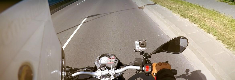 Co grozi za jazdę bez przeglądu i pierwsza jazda na Romet RXC 125 #58 Szybcy i Wolni Vlog