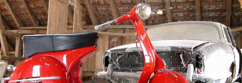 Zimowanie motocykla: jak przygotować motocykl czy skuter na zimę