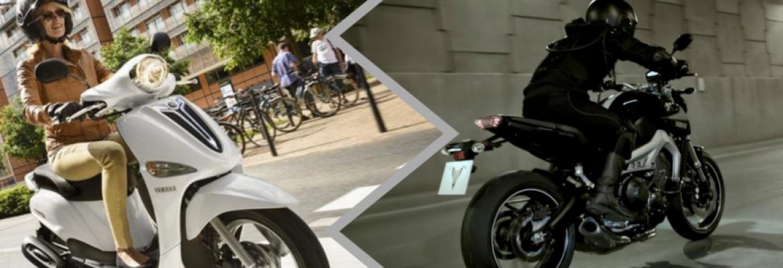"""Jaki motocykl kupić? Automat DCT czy """"manual""""? A może skuter?"""