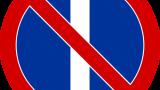 Znak B-37: zakaz postoju w dni nieparzyste