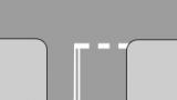 Znak P-14: linia warunkowego zatrzymania…