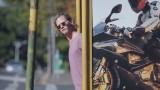 Nie mrugaj, bo przegapisz BMW S1000RR: Zaskakująca reklama motocykla