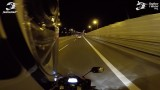 Bonus: 27 minut jazdy do domu na Yamaha YZF-R125 ABS 2016 #37 Szybcy i Wolni Vlog