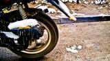 Czy zimą należy przepalać silnik motocykla?