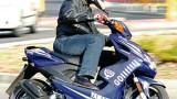 Moto.pl: Test Yamaha Aerox 50 Race Replica