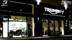 Otwarcie nowego salonu Triumph Motorcycles w Warszawie i 3 premiery: #76 Szybcy i Wolni Vlog
