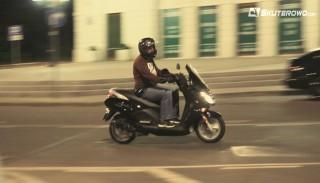 Peugeot CityStar 50/125: Test Wideo