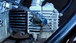 Montaż silnika 125 ccm do motoroweru 50 ccm czy warto?