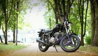 Junak 121 (motocykl 125 na prawo jazdy kat. B): Prezentacja