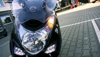 Yamaha Majesty 125 ccm S (skuter na prawo jazdy kat. B): Od A do Z