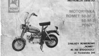 Romet Pony (motorynka): Moje największe marzenie