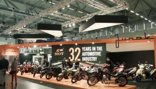 Junak pokazał prototypy nowych motocykli 125 ccm na Intermot