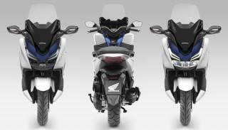 Honda Forza 125 (skuter na kat. B) : Poznaj z bliska
