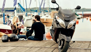 Romet Maxi 125R: Nowy skuter 125 ccm na prawo jazdy kat. B