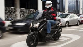 Yamaha X-Max 125 ABS (na prawo jazdy B): Prezentacja Skuterowo.com