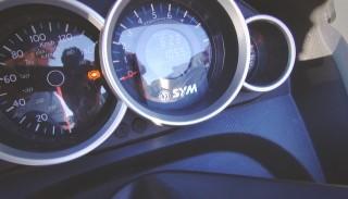 Jak działa system start & stop? SYM GTS/JOYMAX 125i w Skuterowo.com