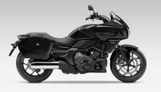 Honda CTX700: Zdjęcia, Opis, Cena, Dane techniczne